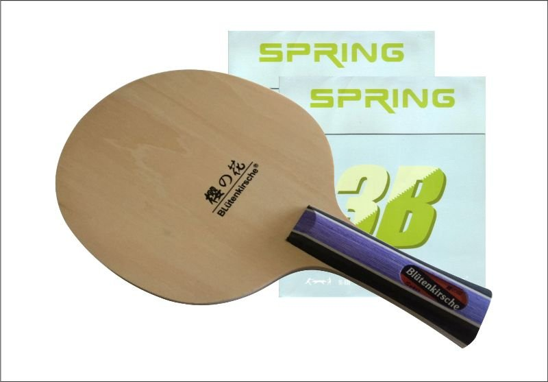 Tuttle TB Series Pro Ready made bat, Primorac Attack Replacement