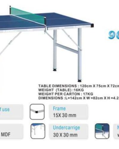 Giant Dragon Mini Table Tennis Table 908B