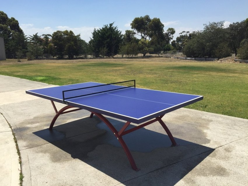 Rainbow Outdoor SMC Table Tennis Table