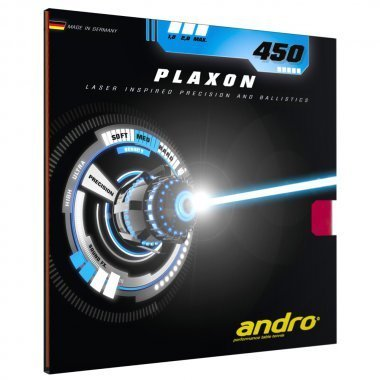 andro PLAXON 450 - Prepared for the Future
