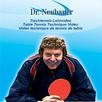 Dr Neubauer Table Tennis Technique DVD 2008