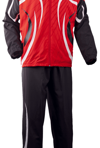 Tibhar Tracksuit Beat Complete Red/Black