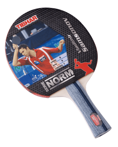 Tibhar Vladamir Samsonov TOP, Factory Made Table Tennis Racket