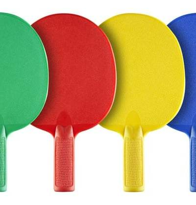 JOOLA Outdoor Bat Set Multicolour