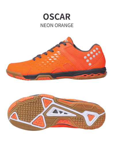 Xiom Table Tennis Runner Oscar, Neon Orange