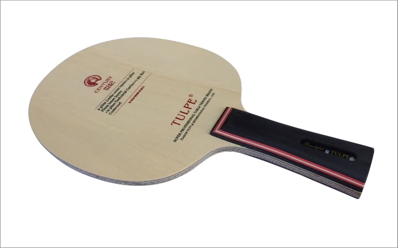 Tuttle Century Table Tennis Blade - 7ply Technical Carbon