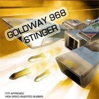 GOLD WAY 968 STINGER TABLE TENNIS RUBBER