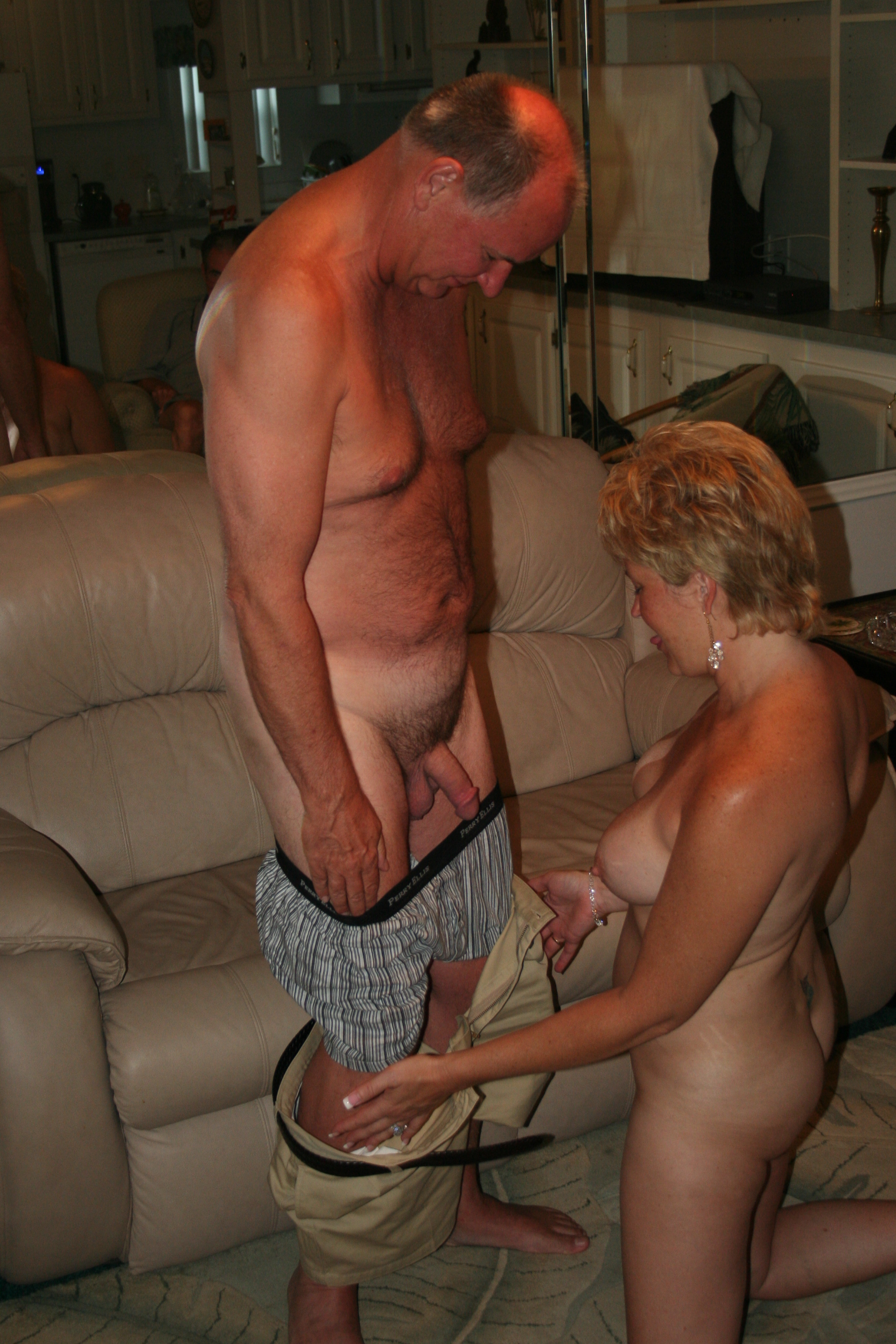 grab and squeeze his balls doggie