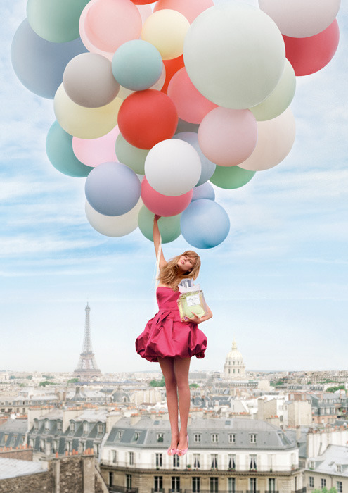 Photography Inspiration From The Miss Dior Campaign