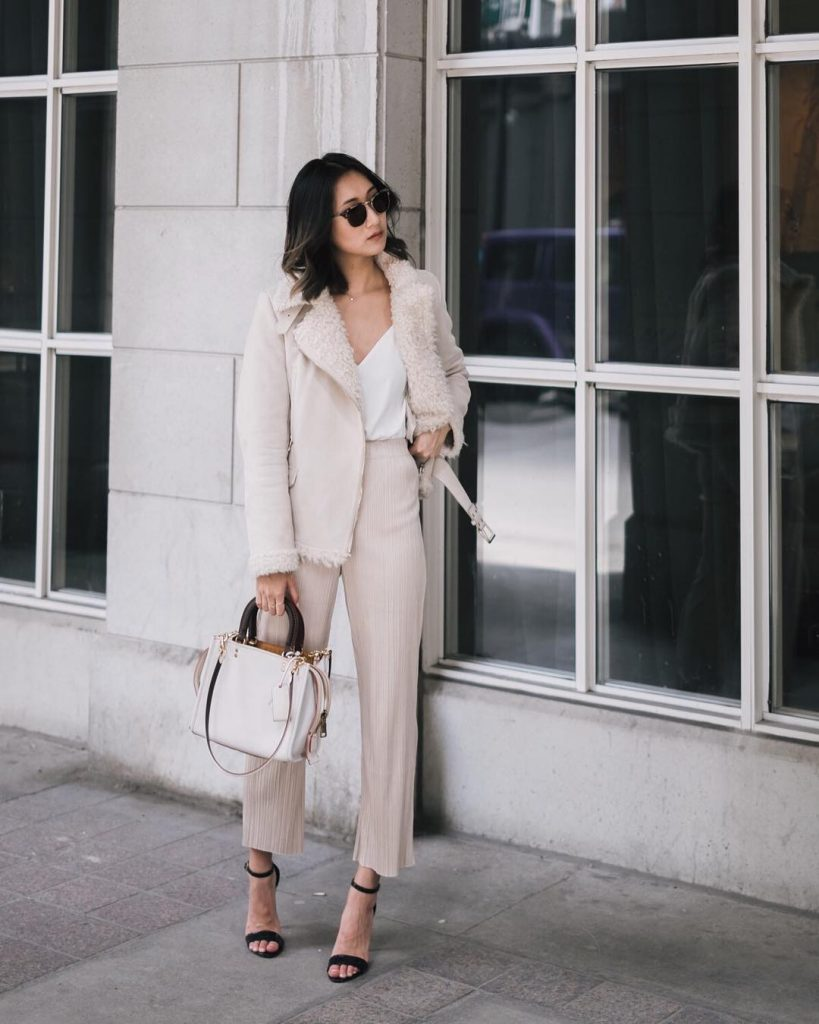 Neutral Outfits And Ideas: Camel, Cream, Beige And Nude Always Works - Just The Design