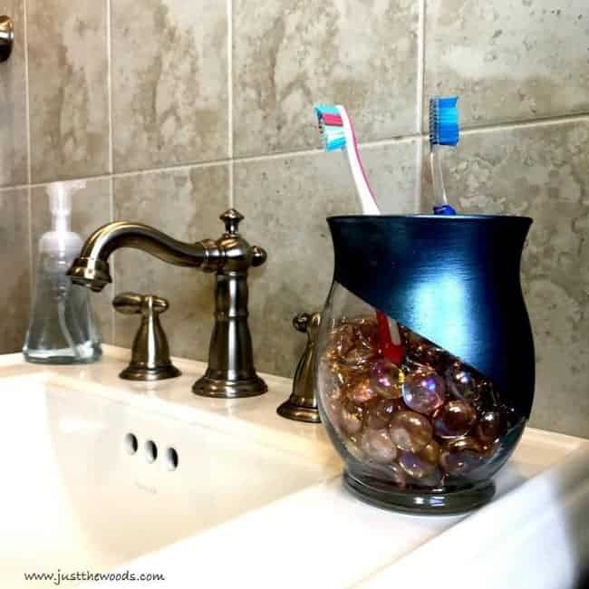 Toothbrush Holder for a Small Bathroom- Easy, Affordable DIY on Decorative Sconces Don't Need Electric Toothbrush id=22803