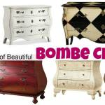 The Best Selection Of Beautiful Bombe Chests For Your Home