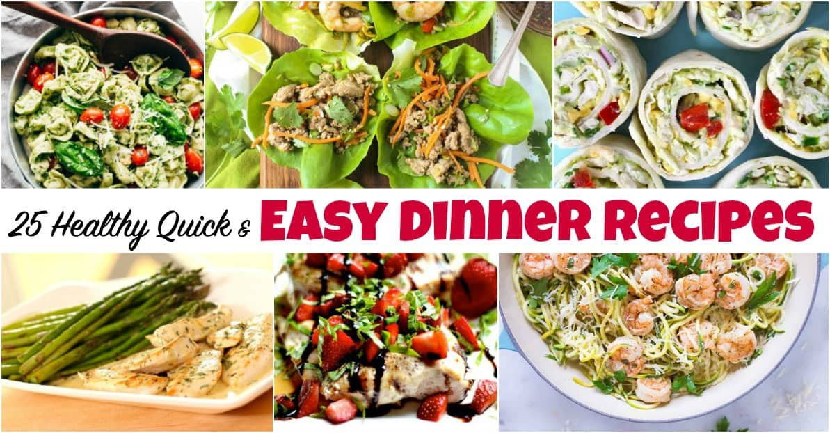 Easy Meals Make Home