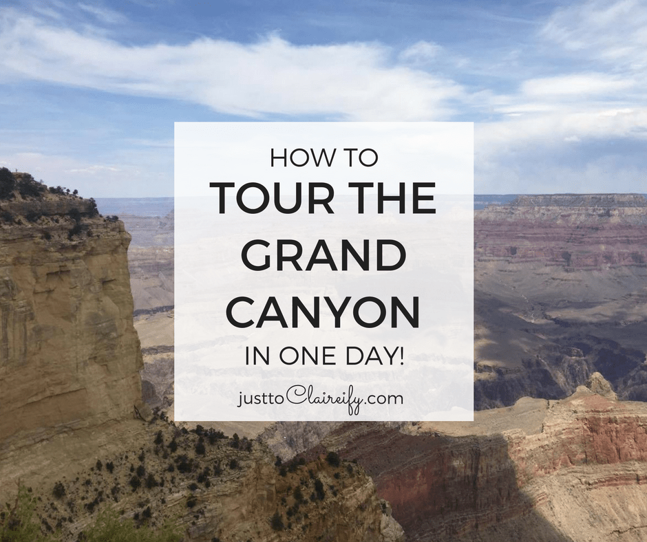 Taking a short trip to the Grand Canyon and not sure what to do? Read on for our tips on how to make the most of your short time in this beautiful park.