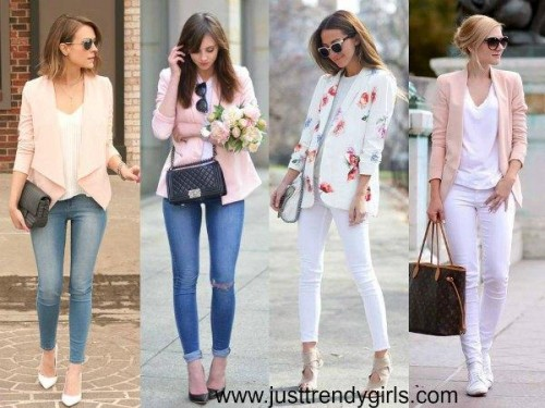 Casual Blazers Styling Ideas Just Trendy Girls