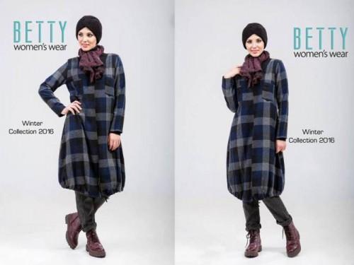plaid shirt hijab style