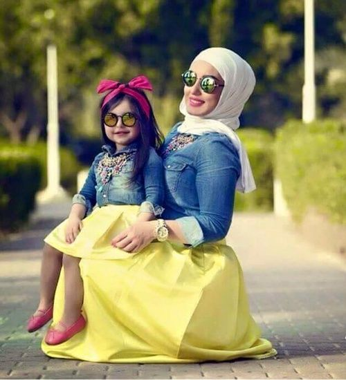 Hijabi Photo Session With Your Best Friend Just Trendy Girls