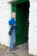 Small door frames and small people