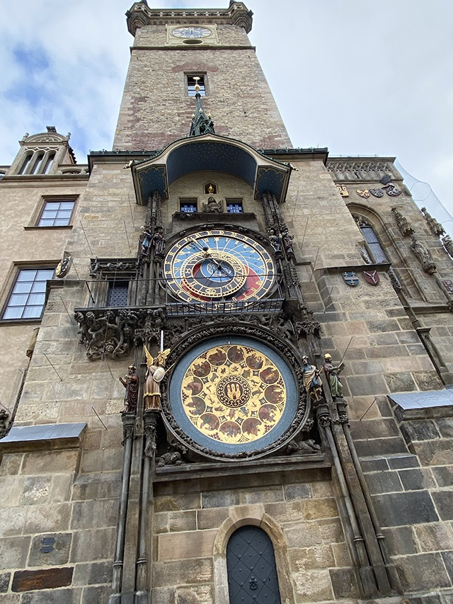 Astronomical Clock, Prague, Old Town Square