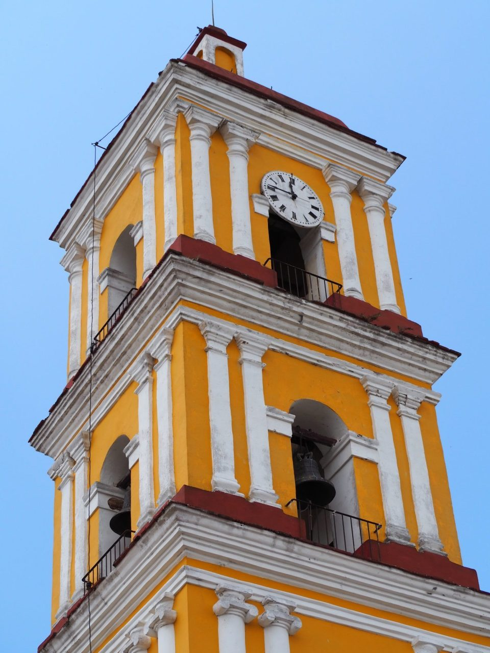 Tower Of The Iglesia Mayor, Remedios