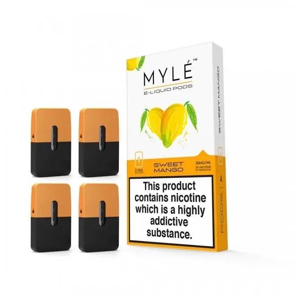 Myle pods Sweet Mango