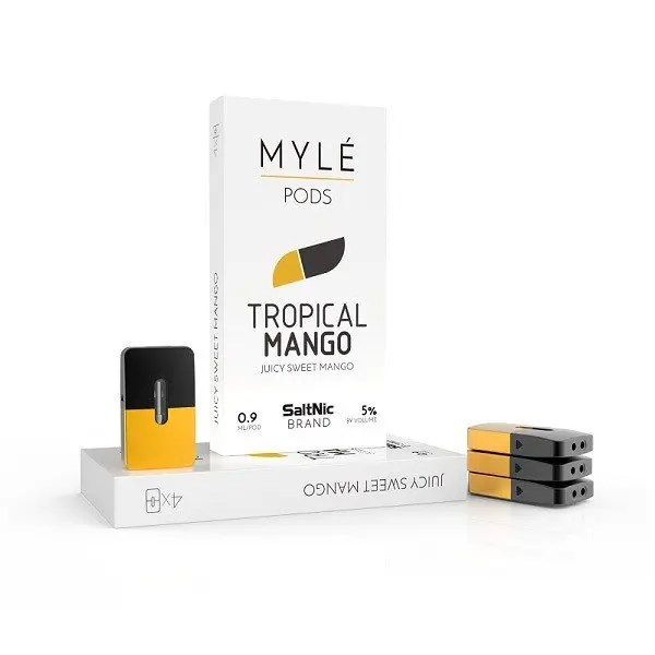 Myle Tropical Mango by Salt Nic