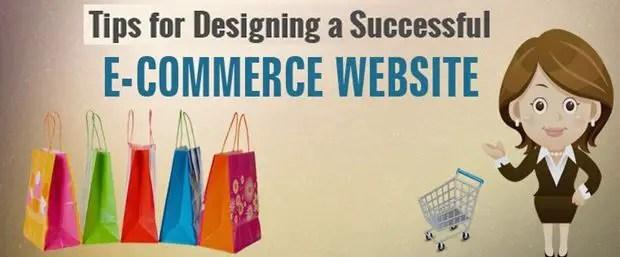 Tips Designing Successful ecommerce Website