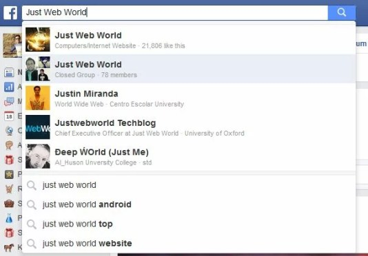 Use Facebook Search Like a Pro | Facebook Tricks