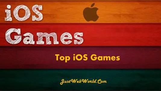 Best Free iOS Games