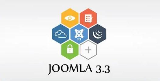 Joomla 3.3