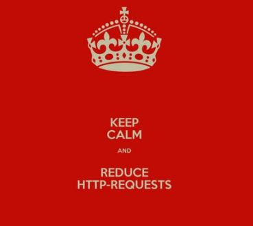 Reduce HTTP Requests
