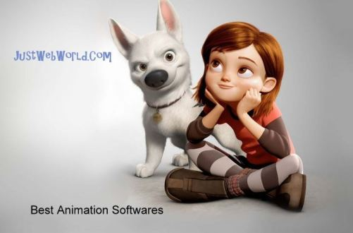 Best Animation Softwares