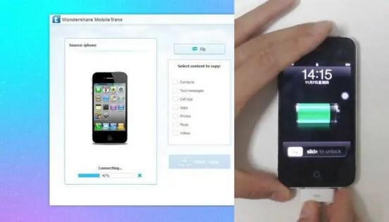 Wonder Share Phone Transfer