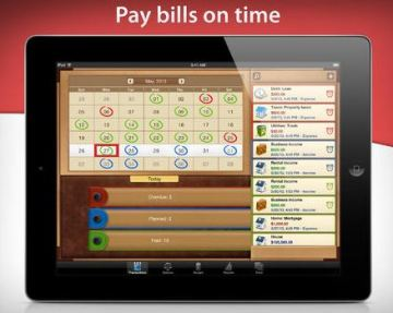 Bills for iPad