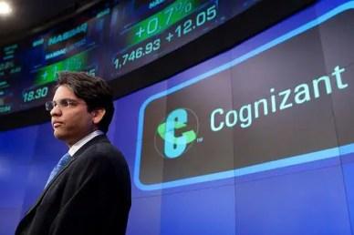 Francisco D'Souza – Cognizant
