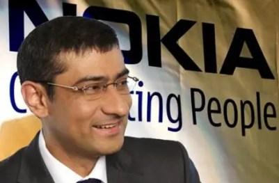 Rajeev Suri – Nokia