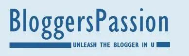 BloggersPassion - Anil Agarwal