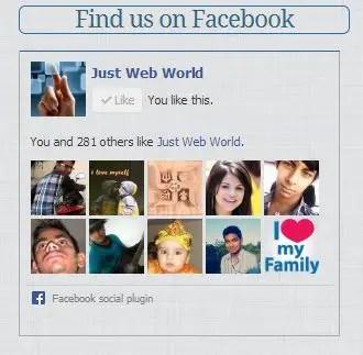 use-facebook-likebox-to-website
