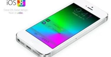 Rumors on Apple iOS 8