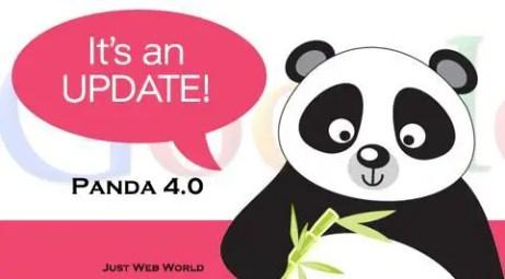 Google Panda 4.0 Updates