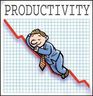 Gain Productivity from Technology