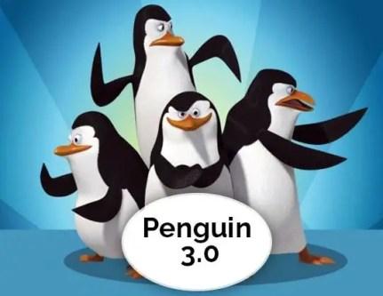 Penguin 3.0 Algorithms Settles Down