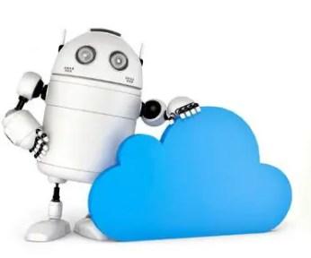 Cloud Backup Robot Files Backup Software