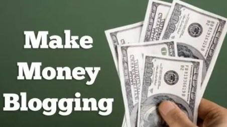 Make Money Via Blogging