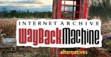 Best Internet Wayback Machine Alternatives
