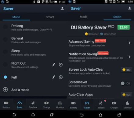 DU Battery Saver App Pro