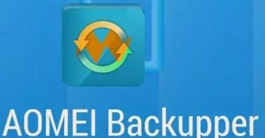 AOMEI Backupper 3.2