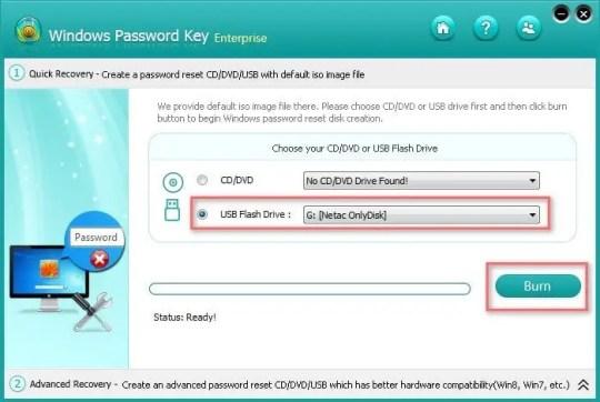 Remove windows 10 login password