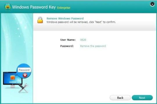 remove windows 10 login password on pc