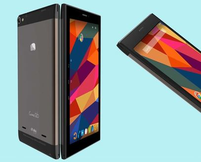 Micromax launches 7-inch Canvas Fantabulet phone